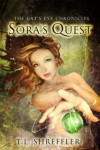 Sora's Quest (Cat's Eye #1) - T.L. Shreffler