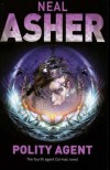Polity Agent (Agent Cormac, #4) - Neal Asher