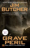 Grave Peril: Book three of The Dresden Files - Jim Butcher