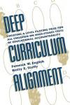 Deep Curriculum Alignment - Fenwick W. English