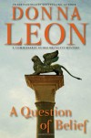 A Question of Belief - Donna Leon