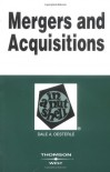Mergers And Acquisitions in a Nutshell (Nutshell Series) (In a Nutshell (West Publishing)) - Dale A. Oesterle