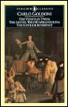 Four Comedies - Carlo Goldoni, Frederick Davies
