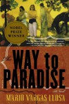 The Way to Paradise - Mario Vargas Llosa, Natasha Wimmer