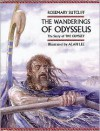 The Wanderings of Odysseus: The Story of the Odyssey - Rosemary Sutcliff, Alan Lee
