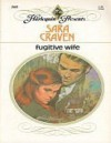 Fugitive Wife - Sara Craven
