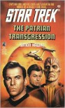 The Patrian Transgression - Simon Hawke