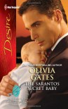 The Sarantos Secret Baby - Olivia Gates