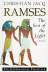 Ramses The Son Of Light (Ramses #1) - Christian Jacq