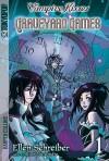 Vampire Kisses: Graveyard Games, Volume 1 - Ellen Schreiber, Xian Nu Studio