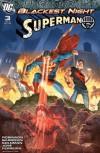 Blackest Night: Superman #3 - James Robinson, Eddy Barrows, Allan Goldman