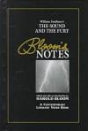 The Sound & the Fury (Bn) (Oop) (Bloom's Notes) - William Pseud.) Falkner,  Wiliam Cuthbert) bloom,  Harold Faulkner