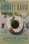 The Jupiter Myth (Marcus Didius Falco, #14) - Lindsey Davis