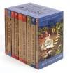 Little House 9 Book Box Set (Little House, #1-9) - Laura Ingalls Wilder, Garth Williams