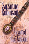 Heart of the Falcon - Suzanne Robinson