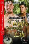 A Wolf's Forgotten Life - A.J. Jarrett