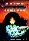 Battle Angel Alita, Volume 1 (Battle Angel Alita (Graphic Novels)) - Yukito Kishiro