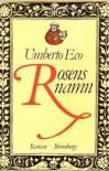 Rosens namn - Umberto Eco, Eva Alexanderson