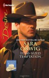 Texas-Sized Temptation - Sara Orwig