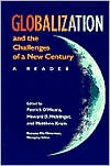 Globalization and the Challenges of a New Century: A Reader - Howard D. Mehlinger, Roxanna Ma Newman