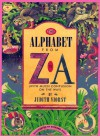 The Alphabet from Z to a: With Much Confusion on the Way - Judith Viorst, Richard  Hull