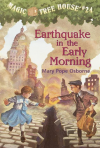 Earthquake in the Early Morning - Mary Pope Osborne, Sal Murdocca