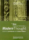The New Fontana Dictionary Of Modern Thought - Stephen Trombley
