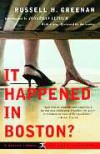 It Happened in Boston? - Russell H. Greenan, Jonathan Lethem