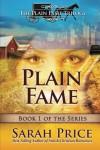 Plain Fame - Sarah Price