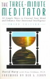 The Three-Minute Meditator - David Harp