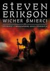 Wicher śmierci - Steven Erikson