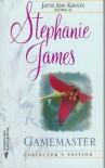 Gamemaster - Stephanie James