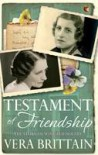 Testament of Friendship - Vera Brittain
