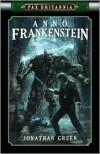 Anno Frankenstein - Jonathan Green