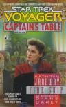Fire Ship (Star Trek Voyager: The Captains Table, Book 4) - Diane Carey