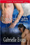 Leap of Faith - Gabrielle Evans