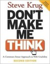 Don't Make Me Think - Steve Krug