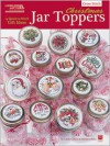Christmas Jar Toppers (Leisure Arts #5856) - Kooler Design Studio