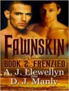 Frenzied - A.J. Llewellyn, D.J. Manly