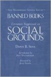 Litereature Suppressed on Social Grounds - Dawn B. Sova,  Dawn B Sova,  Foreword by Joan Bertin