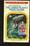 Third Planet From Altair (Choose Your Own Adventure, No 7) - Edward Packard