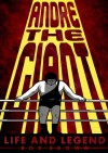 Andre the Giant: Life and Legend - Box Brown