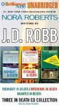 Three in Death (In Death, #7.5, 12.5, 22.5) - J.D. Robb