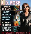 Multi-book Set: In Death Books 1-5 - J.D. Robb