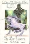 A Fine and Private Place/The Last Unicorn - Peter S. Beagle