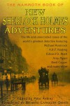 The Mammoth Book of New Sherlock Holmes Adventures - Mike Ashley, Michael Moorcock