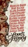 Love's Legacy - Madeline Baker, Mary Balogh, Elaine Barbieri, Lori Copeland, Cassie Edwards, Heather Graham, Catherine Hart, Virginia Henley, Penelope Neri, Diana Palmer, Janelle Taylor
