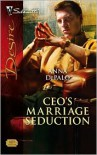 CEO's Marriage Seduction (Silhouette Desire, #1859) - Anna DePalo