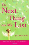 The Next Thing on My List - Jill Smolinski