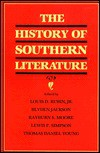 The History of Southern Literature - Louis D. Rubin Jr.